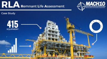 Rotating Equipment Remnant Life Assessment Infographic